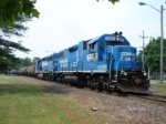 NS 5290 & CSX 4428